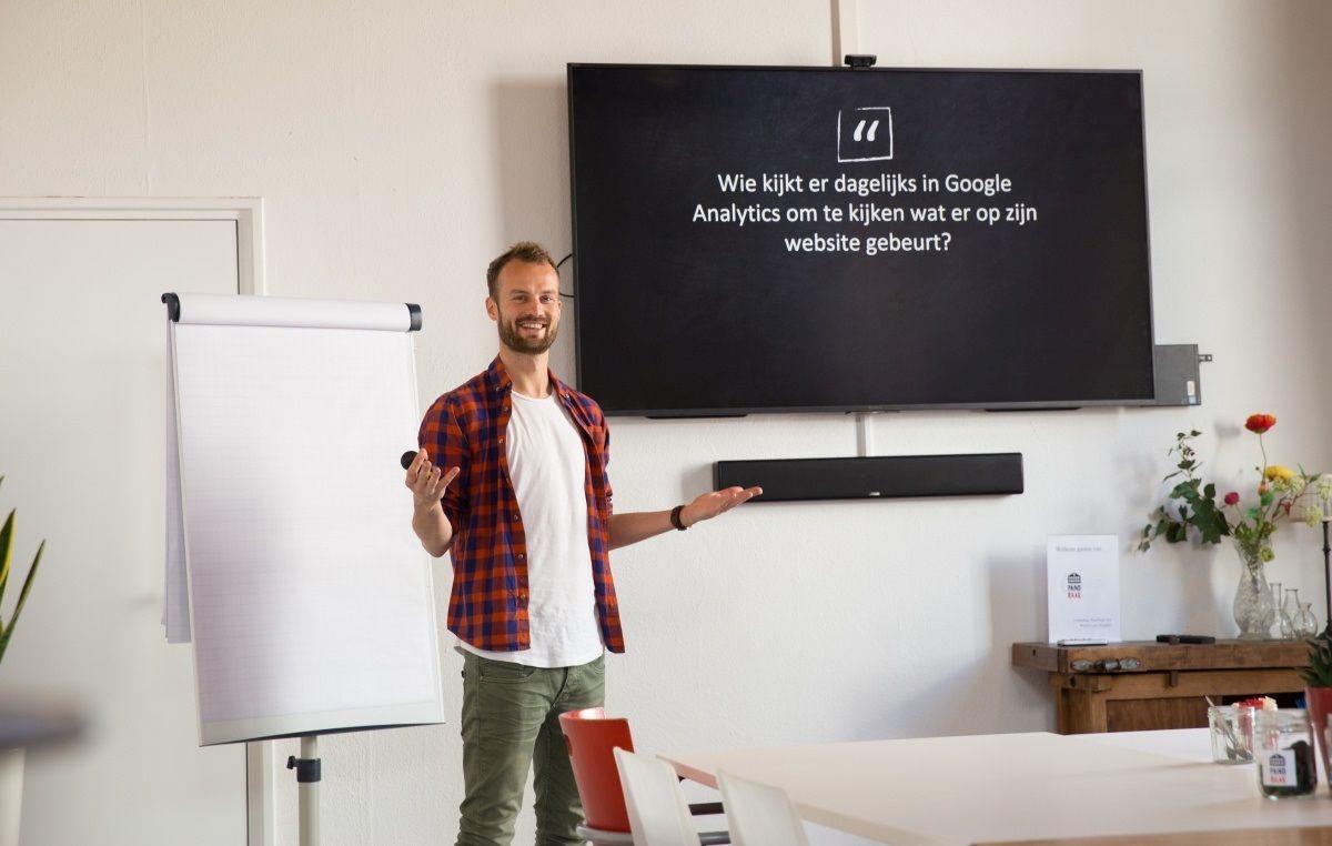 Robbert-Jan Klein leert jou meer klanten te trekken via internet